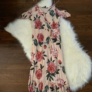 One Clothing floral maxi dress